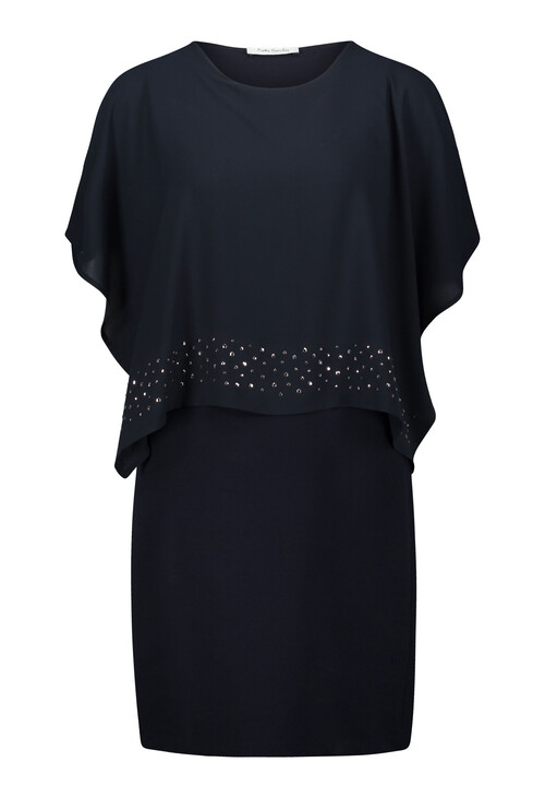 Betty Barclay Dark Sky Jersey Dress