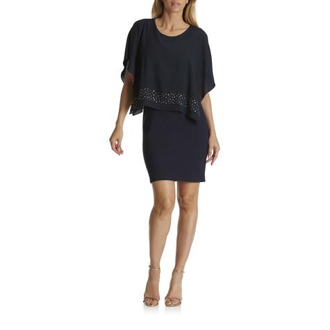 Betty Barclay Dark Sky Jersey Dress