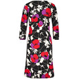 Gerry Weber Black Red Lilac Jersey Dress