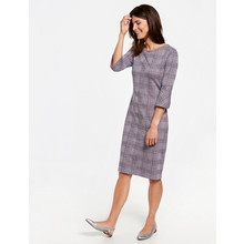 Gerry Weber Glencheck Pattern Dress