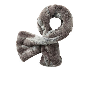 Betty Barclay Taupe/Cream Winter Scarf