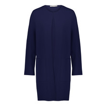 Betty Barclay Dark Navy Knit Cardigan