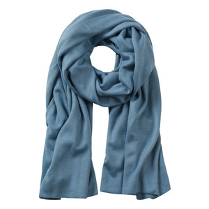 Betty Barclay Vintage Blue Winter Scarf