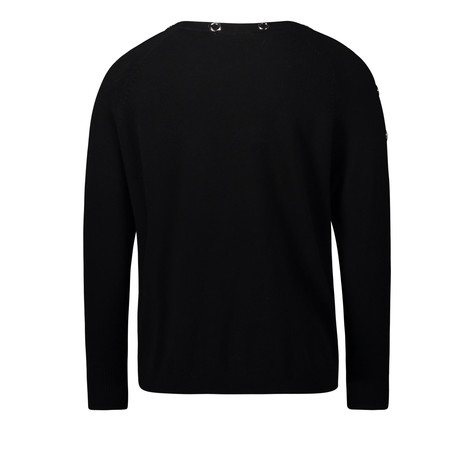 Betty Barclay Black Fine knit jumper With studs
