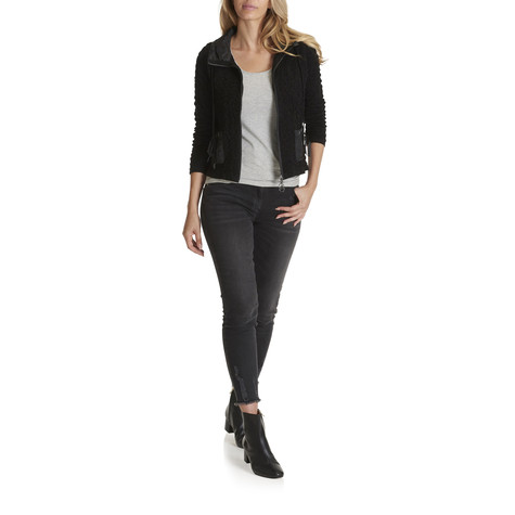 Betty Barclay Casual Cardigan with patch pockets