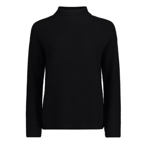 Betty Barclay Black Rib Long Sleeve Knit  a25e72a30