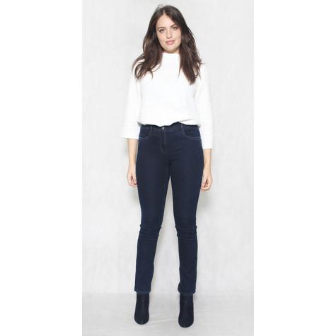 SophieB Blue Silver Stud Skinny Jeans