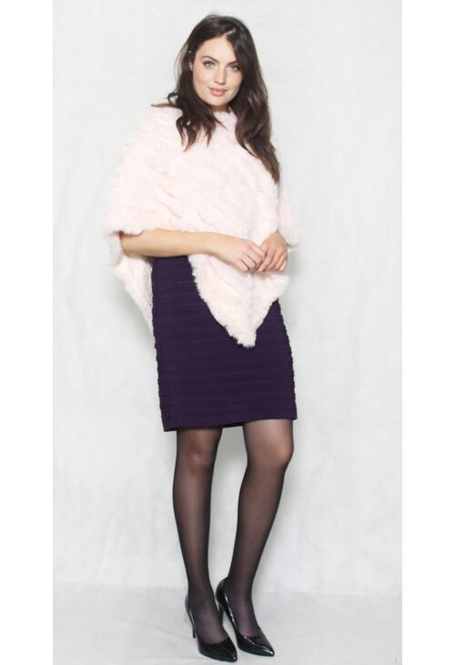Jayley Light Pink Cashmere Bolero