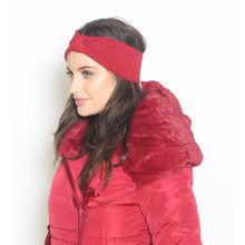 Pieces Red Scooter Headband