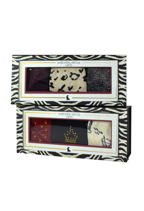 Something Special 3 Piece Sock Gift Set