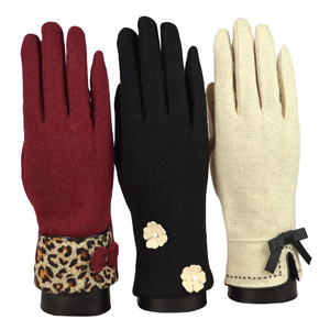 Something Special Cream Luxury Gloves
