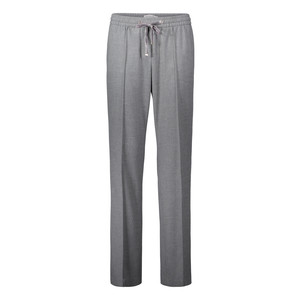 Betty Barclay Grey Slip-on Trousers
