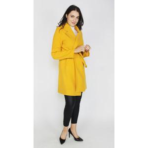 SophieB Ochre Belted Winter Coat