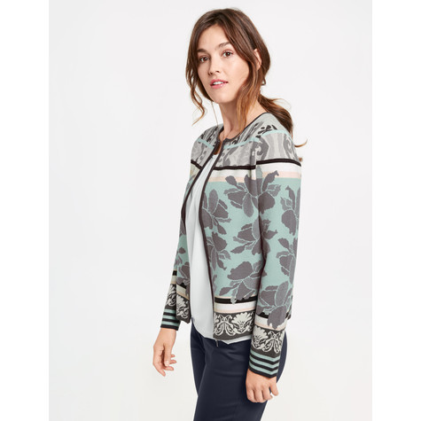 Gerry Weber Jacquard Design Jacket