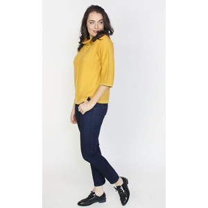 Twist Honey Fine Rib Knit