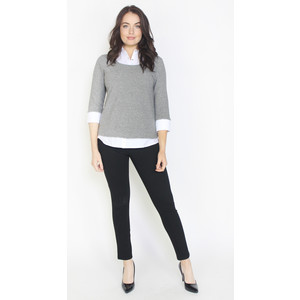Twist Grey 2 in 1 Top