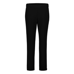 Betty Barclay Black Elastic Waist Basic Trousers