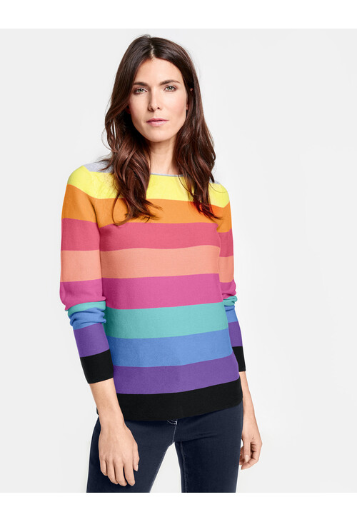 Gerry Weber Sweater Rainbow