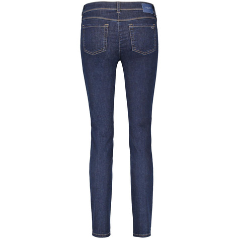 Gerry Weber Blue jeans with contrasting stitching