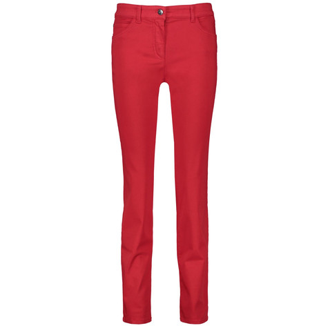 Gerry Weber Cherry 5-pocket pants