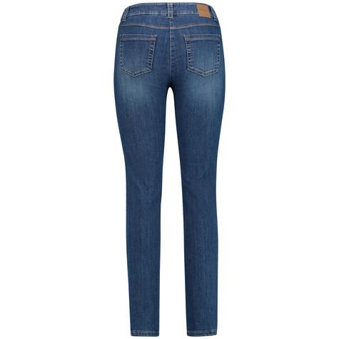 Gerry Weber Dark Denim Figure-shaping pants - Best4me