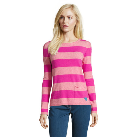 Betty Barclay Rose & Pink Fine knit jumper