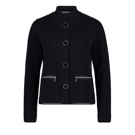 Betty Barclay Dark Sky Button Knit jumper