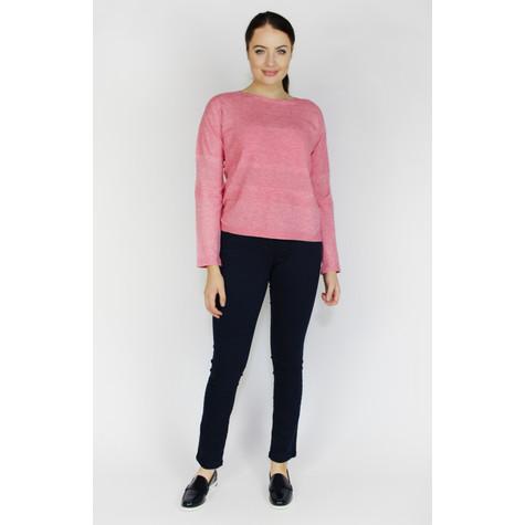 Betty Barclay Bright Pink Melange Fine knit jumper