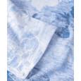 Olsen T-SHIRT ALLOVER PRINT - BLUE WATER