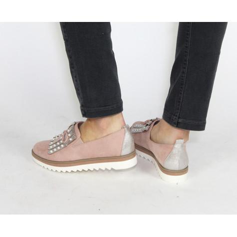 Marco Tozzi Rose Pearl Detail Slip Shoe