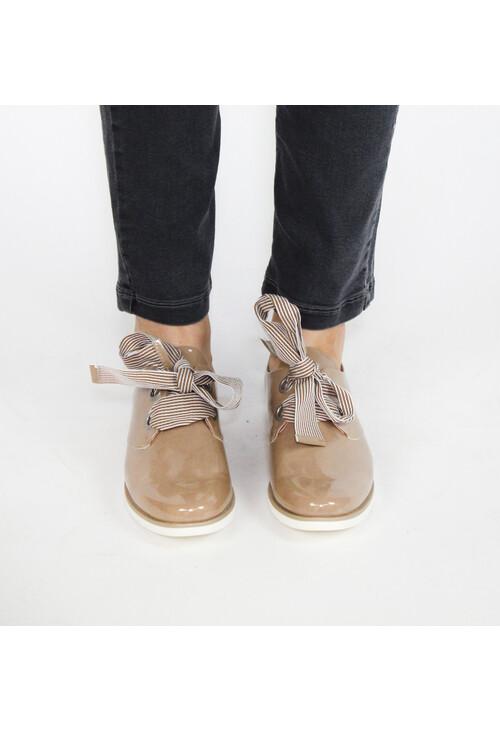 Marco Tozzi Candy Ribbon Lace Shoes