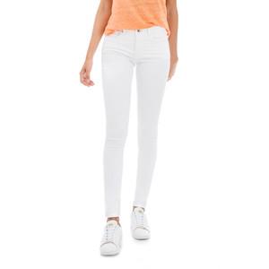 Salsa Jeans SECRET PUSH IN WHITE SKINNY JEANS