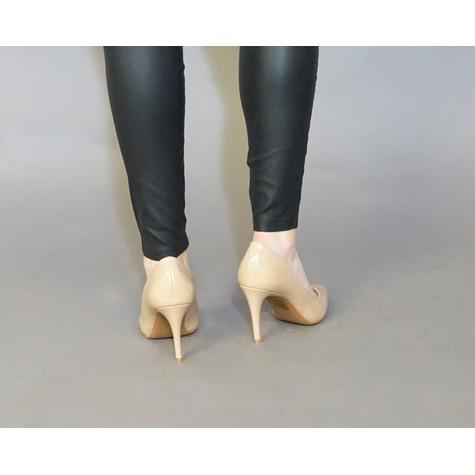 super mode Beige Patient Heels