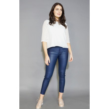 Zapara White Lace Top