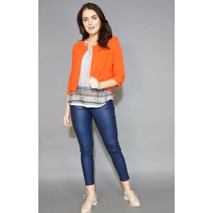 Zapara Orange Crop Jacket