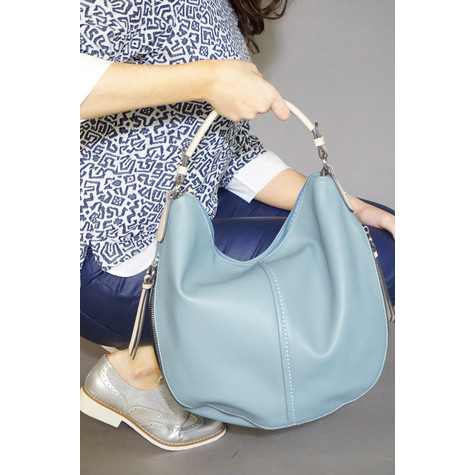Dave Jones Aqua Blue Slough Bag