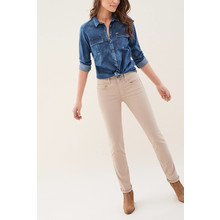 Salsa Jeans BEIGE SLIM SECRET PUSH IN JEANS