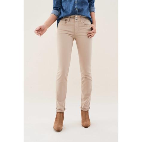 Salsa Jeans BEIGE SLIM SECRET PUSH IN JEANS