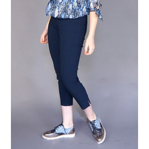 SophieB Audrey Navy Crop Trousers