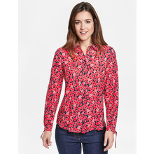 Gerry Weber Long Sleeve Hearts Print Blouse