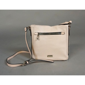 Gionni Nude Side Stud Cross Body Bag