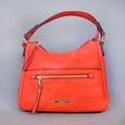 Gionni Red Hobo Handbag