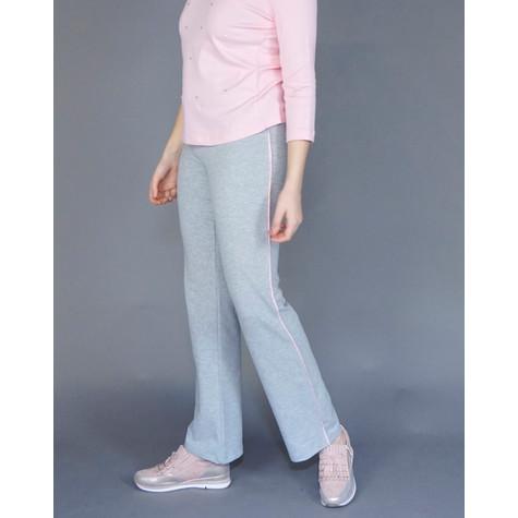 Pamela B Grey Tracksuit Pants