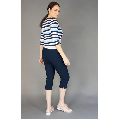 SophieB Marine 3/4 Length Trousers