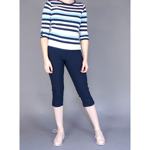 SophieB Marine 3/4 Length Trousers