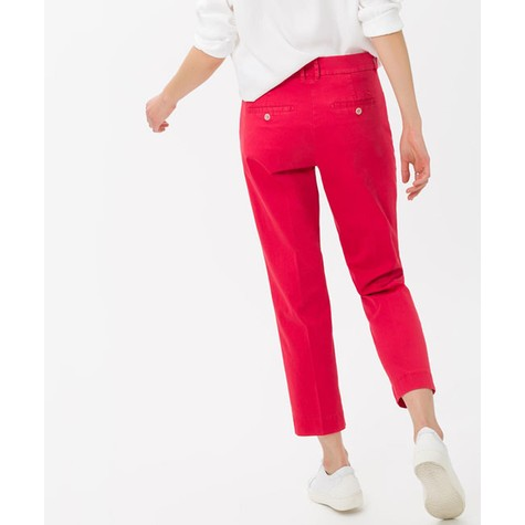 Brax Summer Red Style Mara's Trousers