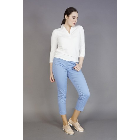 Brax Sky Blue City Trousers