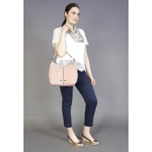 Hampton Rose Hobo Handbag