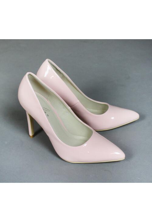 Lunar Pale Pink Patient Heels