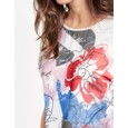 Gerry Weber Poppy Print Casual Top